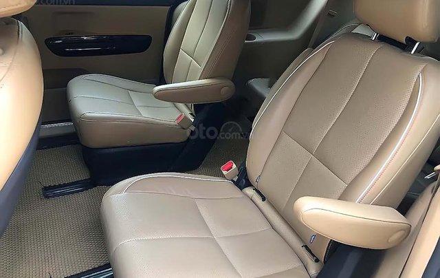 Cần bán lại xe Kia Sedona 2.2L DAT đời 2018, màu trắng số tự động1