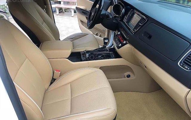 Cần bán lại xe Kia Sedona 2.2L DAT đời 2018, màu trắng số tự động3