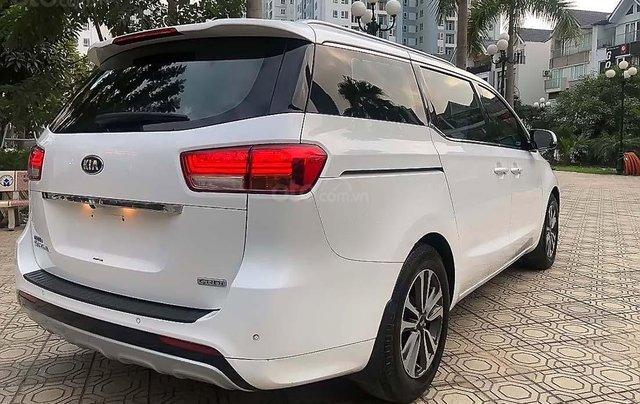 Cần bán lại xe Kia Sedona 2.2L DAT đời 2018, màu trắng số tự động4