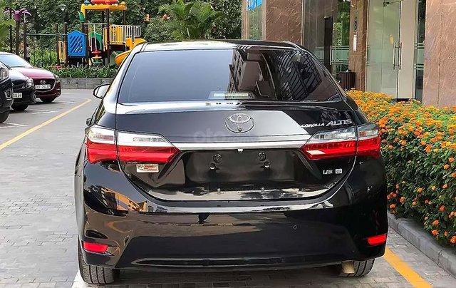 Cần bán Toyota Corolla Altis 1.8G AT sản xuất 2018, màu đen3