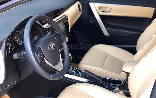 Cần bán Toyota Corolla Altis 1.8G AT sản xuất 2018, màu đen4