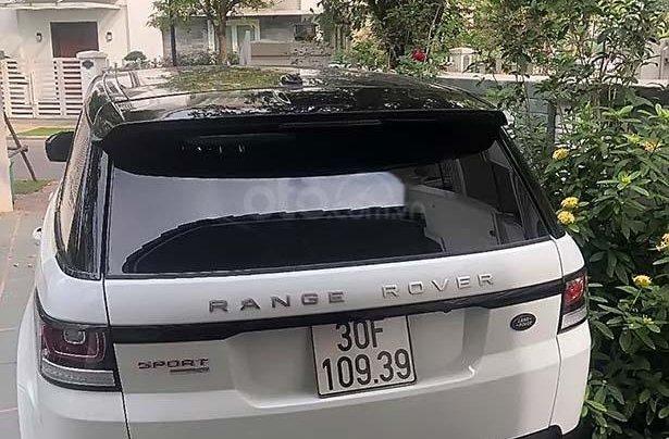 Bán LandRover Range Rover Sport Sport sản xuất năm 2014, màu đỏ, xe nhập3