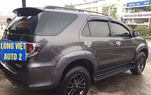 Cần bán Toyota Fortuner 2.7V 4x2AT đời 2013, màu xám, chính chủ4