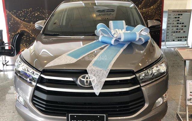 Toyota Đà Nẵng bán Innova 2.0E 2019 giảm ngay 80Tr giá chỉ còn 691Tr - Trả góp LS 0%/tháng - LH 09035986670