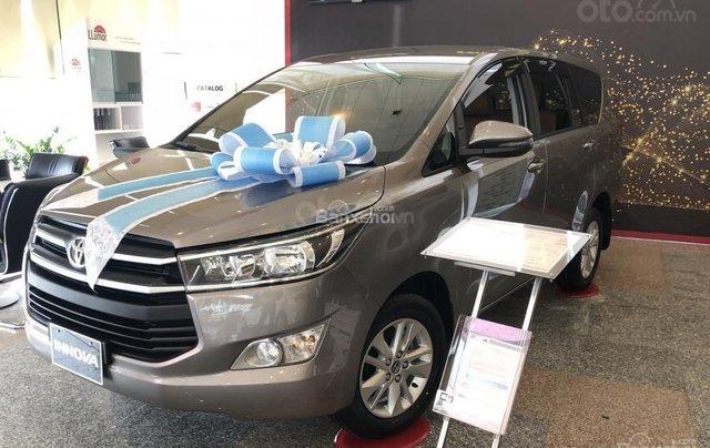 Toyota Đà Nẵng bán Innova 2.0E 2019 giảm ngay 80Tr giá chỉ còn 691Tr - Trả góp LS 0%/tháng - LH 09035986671