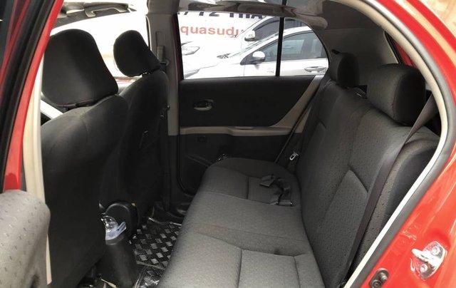 Cần bán Toyota Yaris 1.5G sản xuất 2011, màu đỏ, nhập khẩu 5