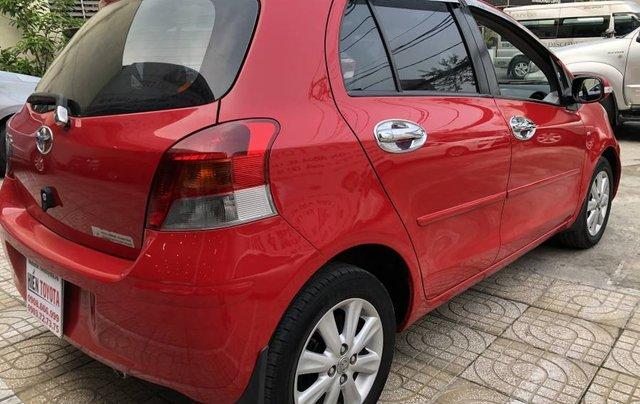 Cần bán Toyota Yaris 1.5G sản xuất 2011, màu đỏ, nhập khẩu 4