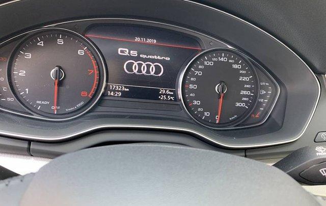 Cần bán lại xe Audi Q5 Sport năm sản xuất 2017, màu đen, xe nhập1