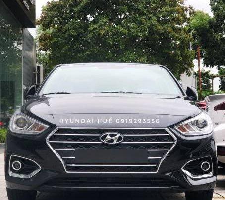 Giao xe toàn quốc - Hyundai Accent 1.4MT 2019, màu đen0