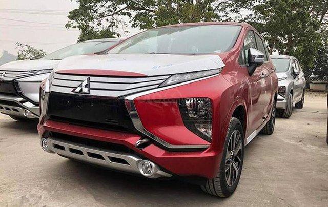 Mitsubishi Savico Đà Nẵng _ Bán chiếc Mitsubishi Xpander 1.5 MT 2019, màu đỏ