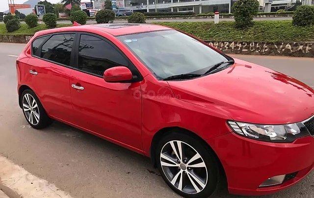 Bán Kia Cerato 1.6 AT đời 2010, màu đỏ, nhập khẩu Hàn Quốc 0
