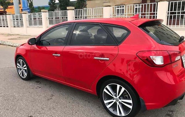 Bán Kia Cerato 1.6 AT đời 2010, màu đỏ, nhập khẩu Hàn Quốc 1