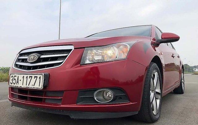 Bán Daewoo Lacetti CDX đời 2009, màu đỏ, nhập khẩu  0