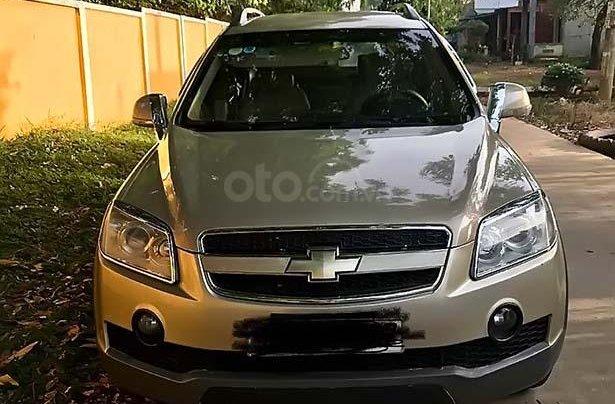Bán Chevrolet Captiva năm sản xuất 2008, xe nhập, xe gia đình 0