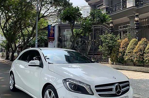 Bán xe Mercedes A200 năm sản xuất 2013, màu trắng, nhập khẩu0