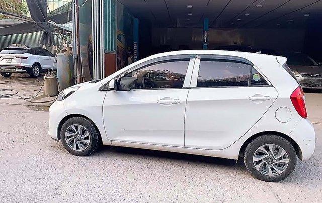 Cần bán Kia Morning đời 2016, màu trắng, nhập khẩu  1