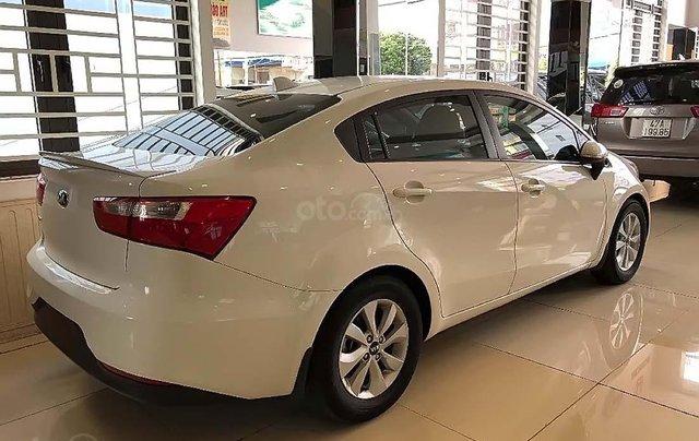 Bán Kia Rio 1.4 AT sản xuất năm 2016, màu trắng, nhập khẩu đẹp 1