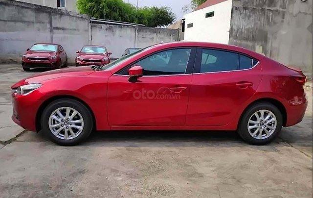 Cần bán lại xe Mazda 3 năm sản xuất 2019, màu đỏ  1