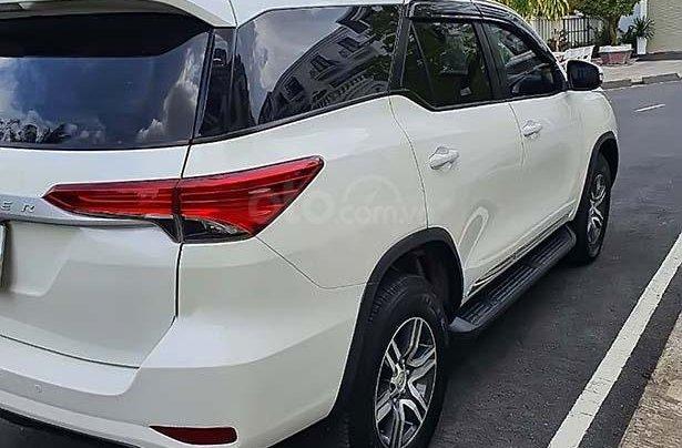 Cần bán Toyota Fortuner năm sản xuất 2017, màu trắng, nhập khẩu1