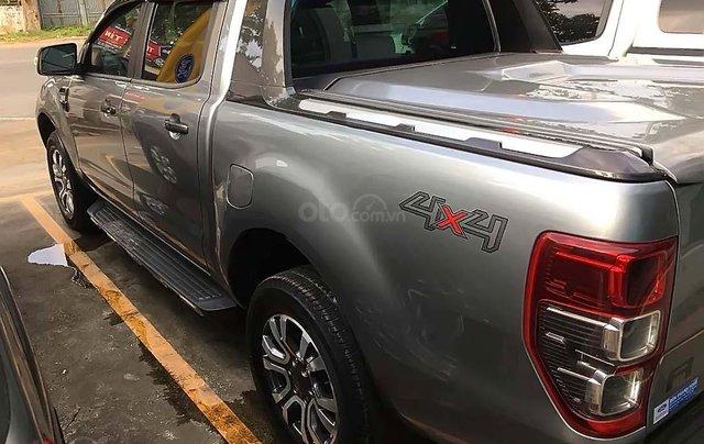 Bán xe Ford Ranger đời 2016, màu bạc, nhập khẩu nguyên chiếc1