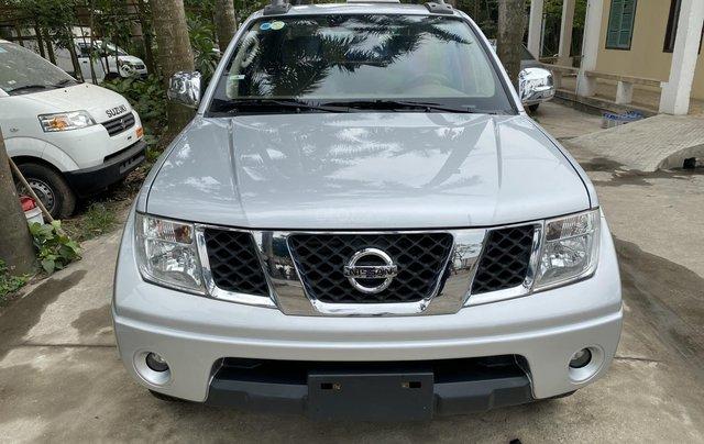 Bán Nissan Navana bán tải đời 2012, bản 2 cầu, máy dầu, số sàn, xe nhập khẩu - Liên hệ 0934343839 – 09778886990