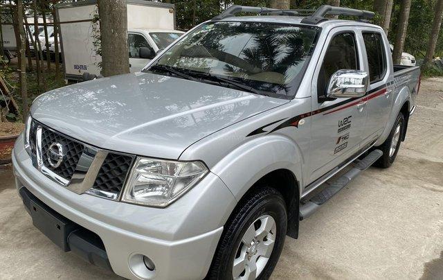 Bán Nissan Navana bán tải đời 2012, bản 2 cầu, máy dầu, số sàn, xe nhập khẩu - Liên hệ 0934343839 – 09778886991