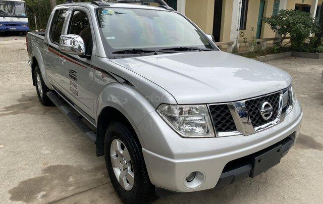 Bán Nissan Navana bán tải đời 2012, bản 2 cầu, máy dầu, số sàn, xe nhập khẩu - Liên hệ 0934343839 – 09778886992
