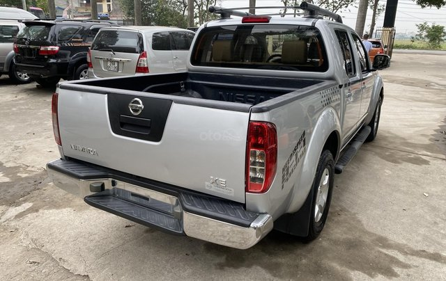 Bán Nissan Navana bán tải đời 2012, bản 2 cầu, máy dầu, số sàn, xe nhập khẩu - Liên hệ 0934343839 – 09778886993