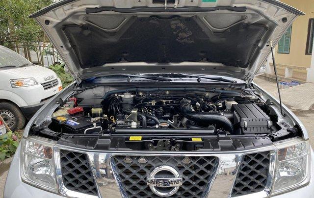 Bán Nissan Navana bán tải đời 2012, bản 2 cầu, máy dầu, số sàn, xe nhập khẩu - Liên hệ 0934343839 – 097788869912