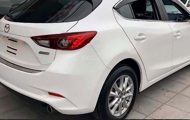 Bán xe cũ Mazda 3 đời 2018, màu trắng1