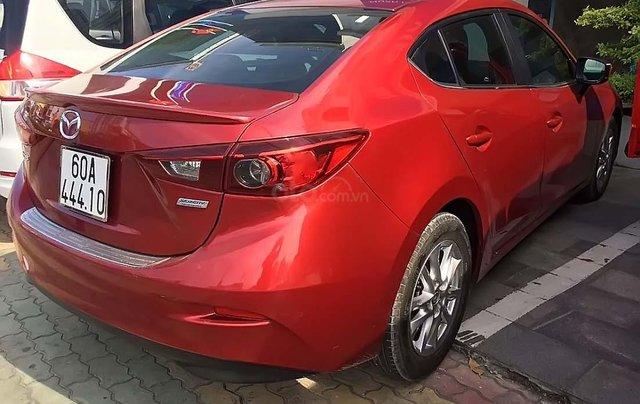Bán xe cũ Mazda 3 2018, màu đỏ1