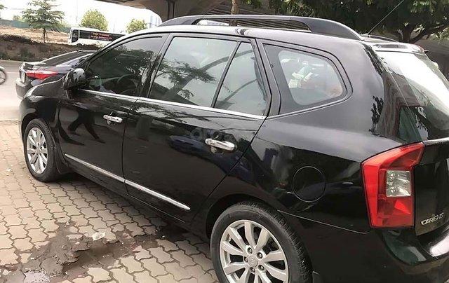 Bán Kia Carens sản xuất năm 2009, màu đen, số tự động 1