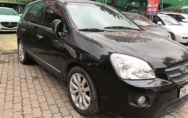 Bán Kia Carens sản xuất năm 2009, màu đen, số tự động 0