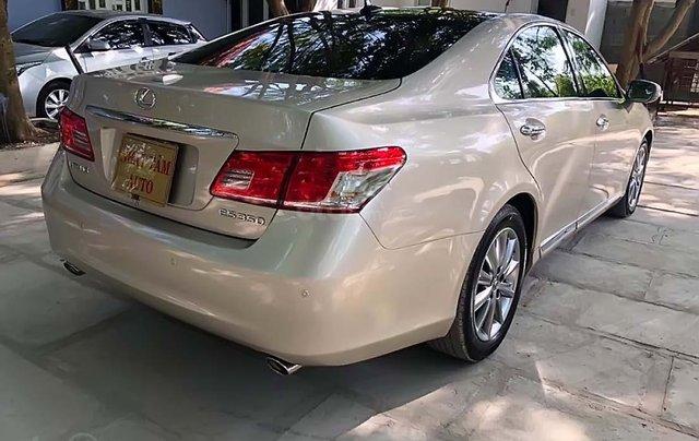 Cần bán xe cũ Lexus ES 350 2010, màu vàng, nhập khẩu1