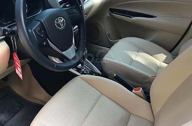 Bán xe Toyota Vios 1.5G sản xuất 2019, màu đen, giá tốt1