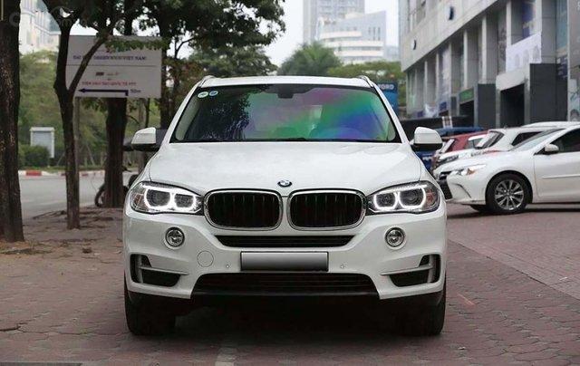 Bán BMW X5 xDrive35i năm 2016, màu trắng, xe nhập1