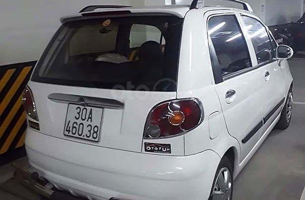 Cần bán Daewoo Matiz SE năm 2005, màu trắng, chính chủ 1
