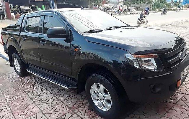 Bán xe Ford Ranger XL 2.2 4 x 4 MT năm sản xuất 2012, màu đen, nhập khẩu giá cạnh tranh0
