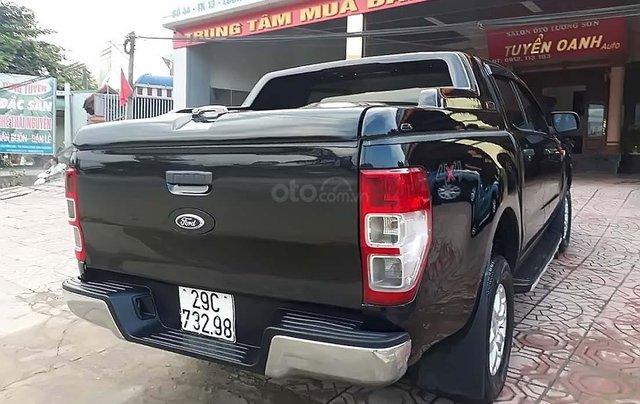 Bán xe Ford Ranger XL 2.2 4 x 4 MT năm sản xuất 2012, màu đen, nhập khẩu giá cạnh tranh1