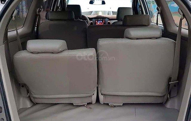Cần bán lại xe Toyota Innova năm sản xuất 2009, màu bạc2
