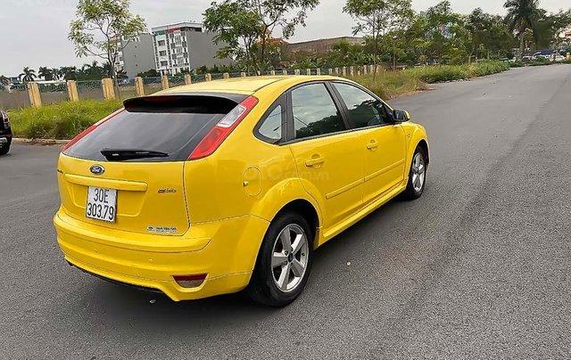 Cần bán xe Ford Focus 2.0AT đời 2006, màu vàng3