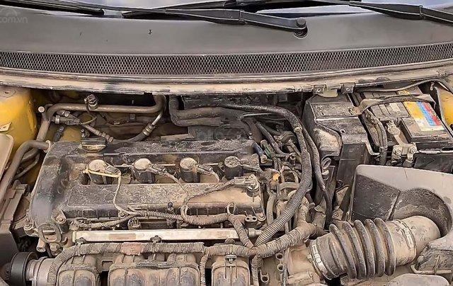 Cần bán xe Ford Focus 2.0AT đời 2006, màu vàng2
