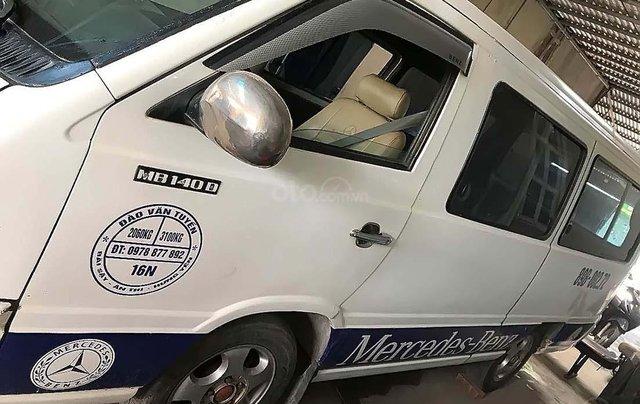 Cần bán xe Mercedes MB năm sản xuất 2003, màu trắng giá cạnh tranh1