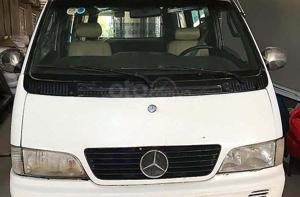 Cần bán xe Mercedes MB năm sản xuất 2003, màu trắng giá cạnh tranh0