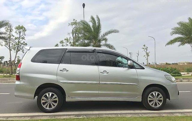 Bán xe Toyota Innova 2.0 E MT năm 2016, màu bạc số sàn3