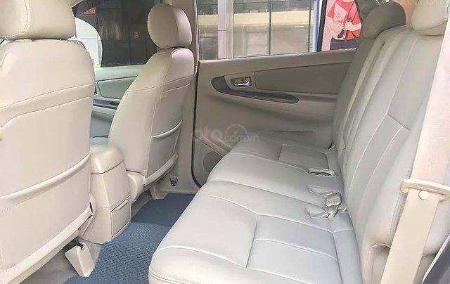 Bán xe Toyota Innova 2.0 E MT năm 2016, màu bạc số sàn4