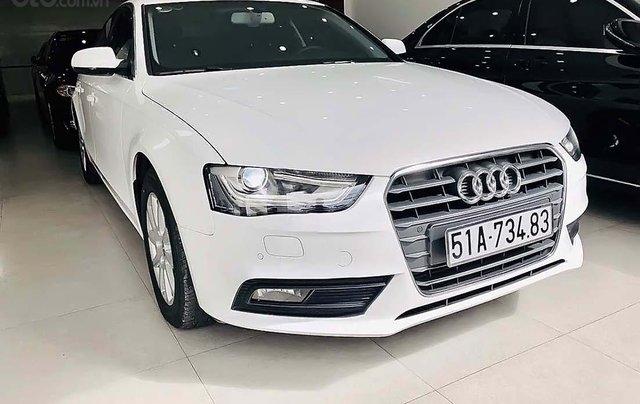 Bán Audi A4 1.8 đời 2013, màu trắng, xe nhập đẹp như mới, giá 880tr0