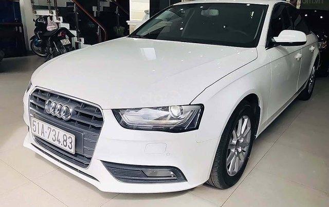 Bán Audi A4 1.8 đời 2013, màu trắng, xe nhập đẹp như mới, giá 880tr3