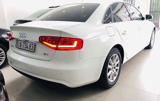 Bán Audi A4 1.8 đời 2013, màu trắng, xe nhập đẹp như mới, giá 880tr2