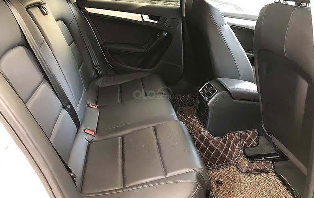 Bán Audi A4 1.8 đời 2013, màu trắng, xe nhập đẹp như mới, giá 880tr4